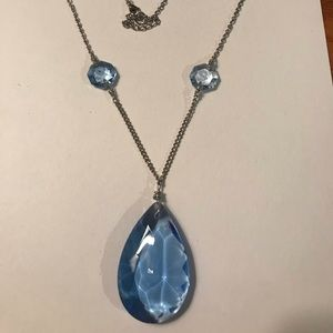 Jewelry - Handmade crystal necklace